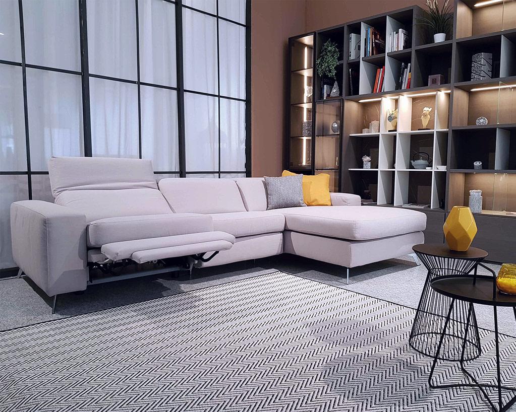 Rivestimenti Divani Su Misura.Rue Cler Giannini Bosisio Living Sofa